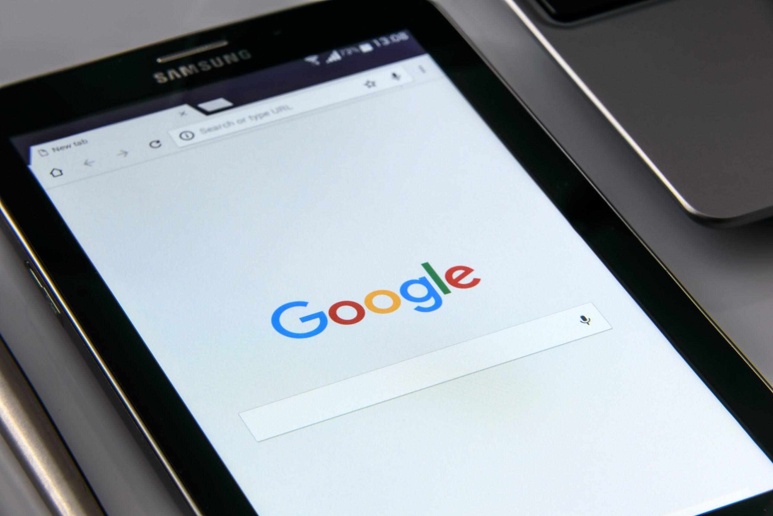 Googleの評価